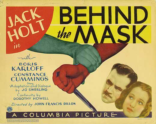 Boris Karloff - Behind The Mask
