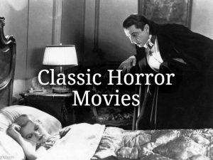 PrestoFlix Classic Horror Movies