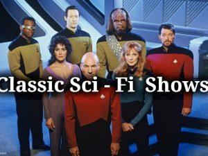 PrestoFlix Classic Si-Fi Shows