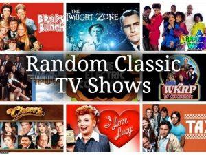 PrestoFlix Random TV Shows